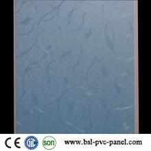 25cm 8mm Laminierte PVC-Verkleidung Klassische PVC-Wand-Platten-Decke