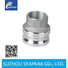 Acoplamiento de aluminio de Camlock-Ar