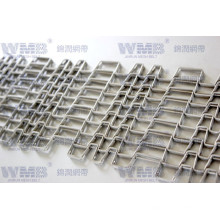 Supplier of Special Flat Wire Mesh Belt