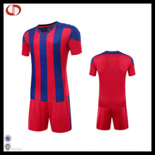 100% Polyester Football Jersey Uniform for Men