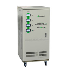 Customed Tns-50k Three Phases Series Fully Automatic AC Voltage Regulator/Stabilizer
