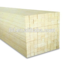 E2 glue laminated veneer lumber Poplar LVL for door core