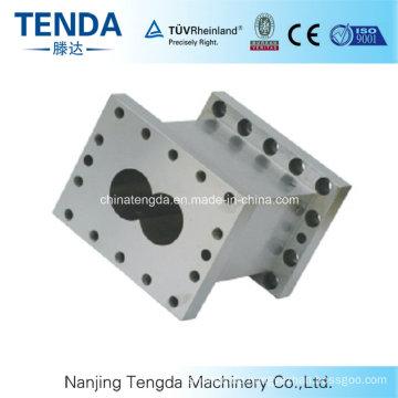China Manufacturing Doppelschneckenextruderzylinder