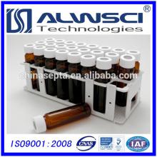 Fluxo de ampola Vial de 40ML EPA Vial Amber Vial