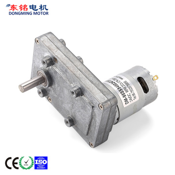 100 rpm 12v DC motorreductor