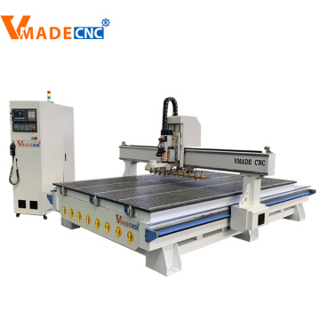 ATC CNC Router For Furniture Cabinet