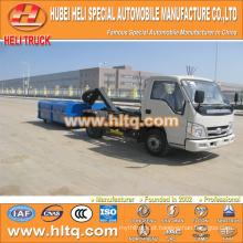 4X2 FOTON FORLAND marca roll-off caminhão de lixo 4.5m3 98hp novo estilo preço de fábrica de alta qualidade