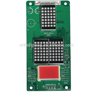 Monarch dotted matrix display board, MCTC-HCB-H