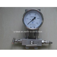 Ybf Series Stainless Steel Pressure Gauge-Pressure Gauge-Glycerin Filled Pressure Gauge