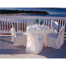 100% polyester chair cover, hotel/banquet chair cover,chair sashes