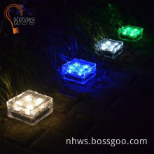 Fine appearance factory directly solar powered led pool light