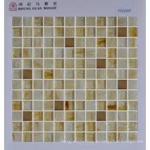 Brown Farbe Mosaik Wandfliese