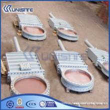 Válvula de porta de alta pressão personalizada com preços (USC10-015)