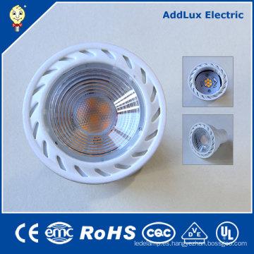 Creative COB similar Chip Gu5.3 5W LED SMD Spot lámpara