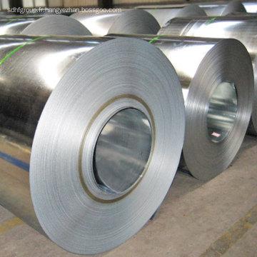 Bobine galvanisée à froid de bobine galvanisée enduite par zinc