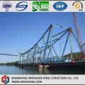 Hergestellt Heavy Steel Structure Parts für Bridge