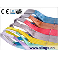1tx8m Safety Factor 7: 1 Flat Webbing Sling