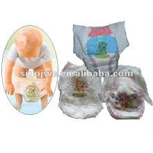 Tire de los pañales para bebés