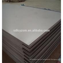 construcción de la hoja de acero de las materias primas 4x8