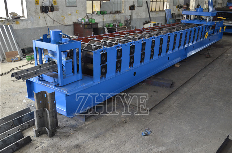 Guardrail Cold Roll Forming Machines