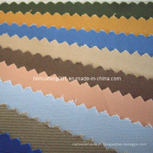 98% algodão 2% tecido de sarja de lycra