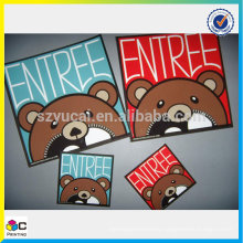 best selling perfume sticker from China market