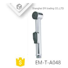 EM-T-A048 montage de salle de bain Chrome main tenir la douche ABS Bidet Shattaf