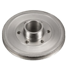 Electroplated Diamond Wheels for Slot Grinding
