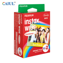 فيلم Fujifilm Instax Wide Film Rainbow فيلم فوري