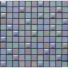 Iridescent Ceramic Mosaic Tile
