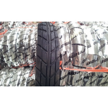 Nuevo patrón Truper rueda carretilla neumático 3.50-8, 4.00-8