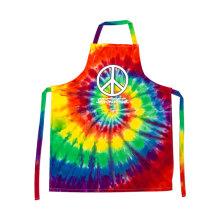 avental impresso colorido feito sob encomenda do BBQ