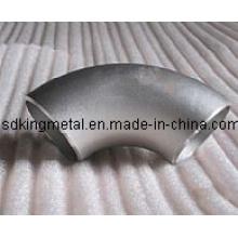 Aço Inoxidável 321 Sch10 90 Cotovelo de Raio Longo