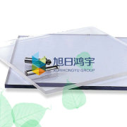 4.0mm UV Coating Solid PC Sheet for Building Material Solid PC Sheet