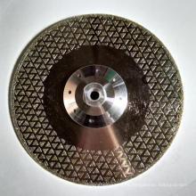 Hoja de sierra de piedra de cuarzo de diamante de nuevo producto