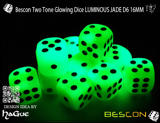 LUMINOUS JADE D6-3
