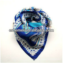 Charming chinese silk scarf