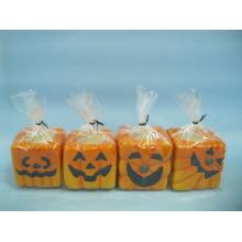 Artisanat en céramique en forme de bougie de Halloween (LOE2372-E5z)
