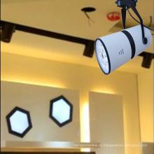 Luz do ponto da trilha do diodo emissor de luz 9W / 12W para a loja de calçados