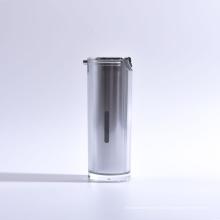 15ml L New Deco Cilindro Airless Pump Garrafa