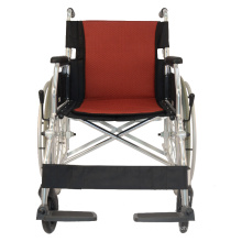Light Weight Aluminium Alloy Handicapped Wheelchair
