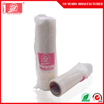 Película estirable LLDPE Clear Hand