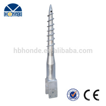 Competitive Price Hot Selling Cheap Solar Ground Screw Anchor