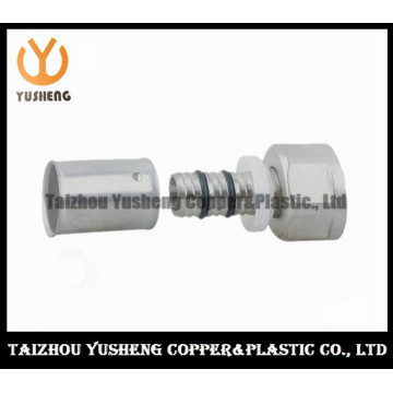 Forged Brass Compression Press Fittings (YS3201)