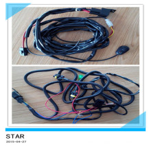 Custom Hiquality Lighting Wire Harness Switch and Relay Wire Harness