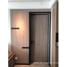 Aluminum Frame Melamine HPL Flat Panel Door