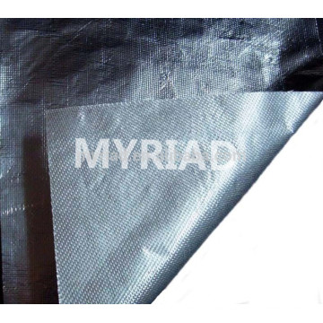 aluminum foil back fiberglass cloth,Reflective And Silver Roofing Material Aluminum Foil Faced Lamination
