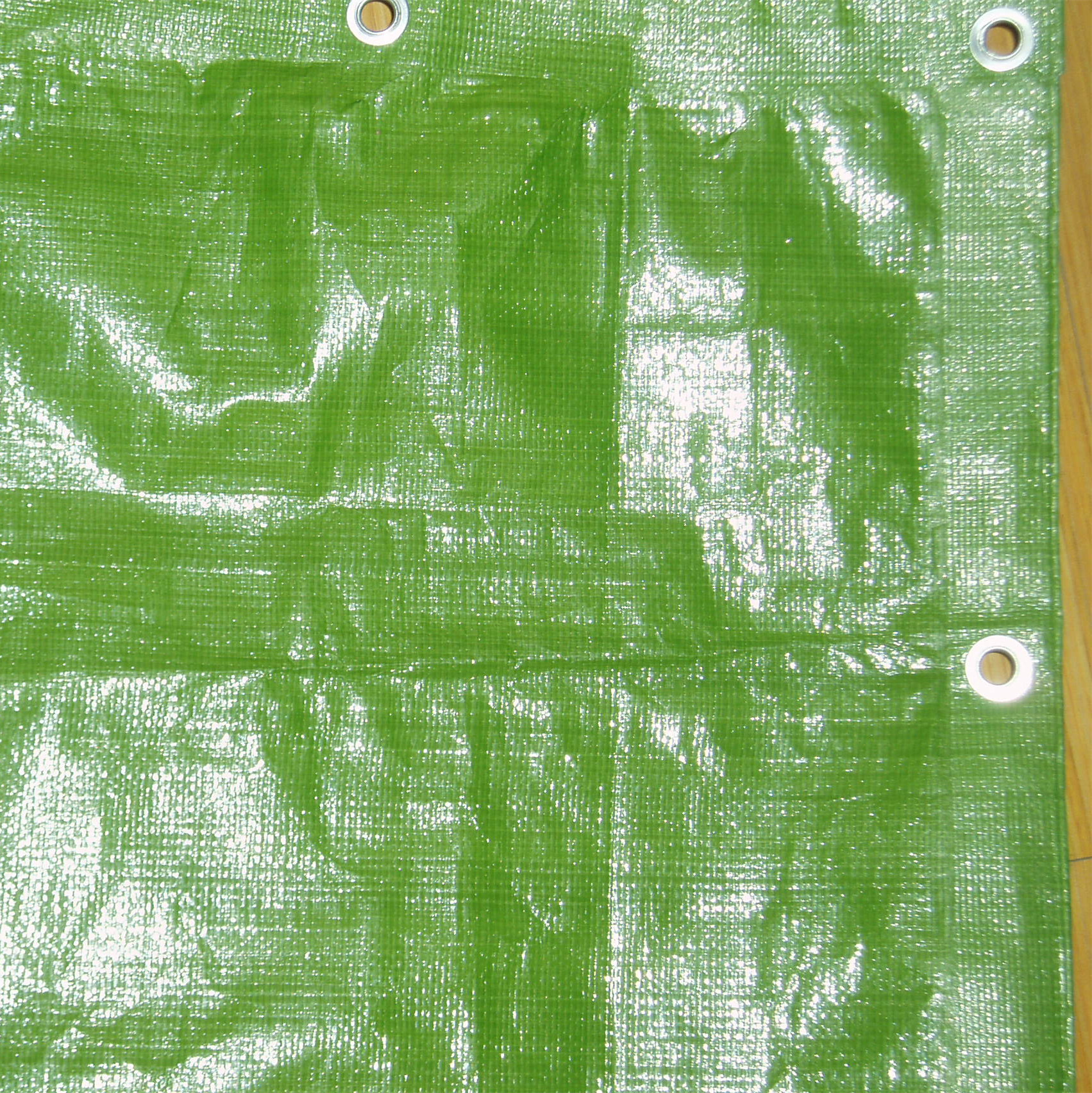 48-300gsm light green tarp PE material