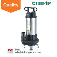 Bomba de aguas residuales sumergible de alta calidad (V1100F)