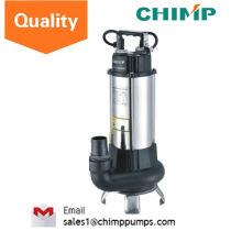 Pompe submersible d'eaux d'égout de qualité élevée (V1100F)